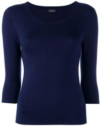 La Perla - New Silk Soul Top - Lyst