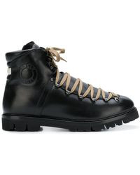 Bally - Chack Lace-up Boots - Lyst