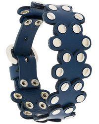 RED Valentino - Flower Puzzle Bracelet - Lyst
