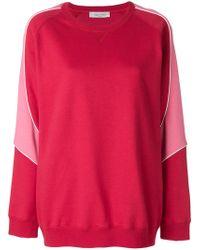 Valentino - Oversized Sweatshirt - Lyst