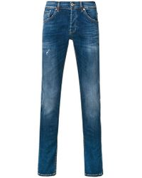 Dondup | Classic Fitted Jeans | Lyst
