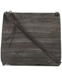 B May - Striped Crossbody Bag - Lyst