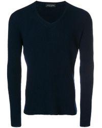 Roberto Collina - Cashmere Sweater - Lyst