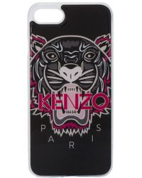 KENZO - Tiger Printed Iphone 7 Case - Lyst
