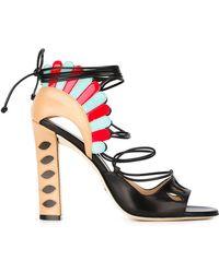 Paula Cademartori - 'lotus' Sandals - Lyst