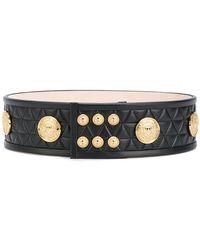 Balmain - Structured Waist Belt - Lyst