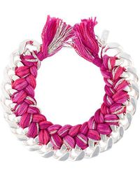 Aurelie Bidermann | 'do Brasil' Bracelet | Lyst