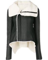 Rick Owens - Naska Biker Jacket - Lyst