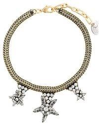 Rada' - Gemstone Detailed Necklace - Lyst