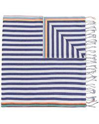 Paul Smith - Striped Scarf - Lyst