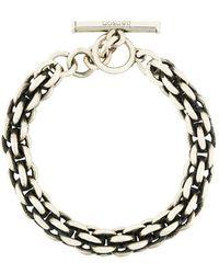 Henson - Cage Link Bracelet - Lyst