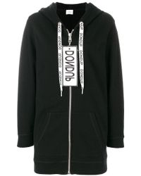 Dondup - Oversized Hoodie - Lyst
