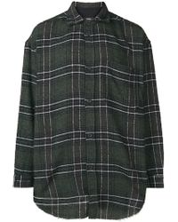 DIESEL - S-taro Checked Shirt - Lyst