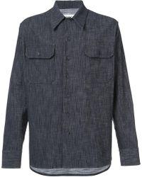 Maison Margiela - Boxy Shirt - Lyst