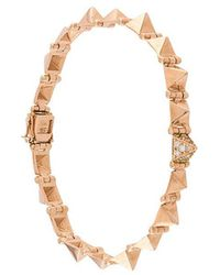 Anita Ko | Small Spike Bracelet | Lyst