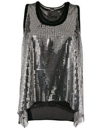 8pm - Party Tank Top - Lyst