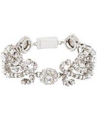 Miu Miu - Crystal Bracelet - Lyst