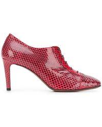 L'Autre Chose - Lace-up Court Shoes - Lyst