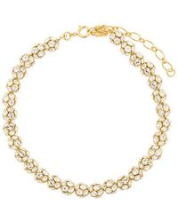 Ca&Lou - Eva Necklace With Crystal Balls - Lyst