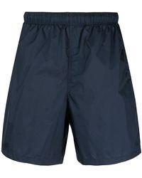 Our Legacy - Elasticated Waist Swim Shorts - Lyst