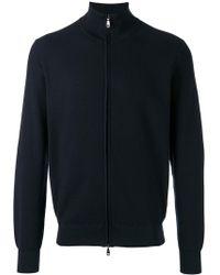 Brioni - Zipped Sweatshirt - Lyst