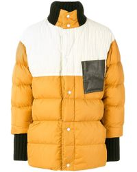 Marni - Feather Down Padded Coat - Lyst