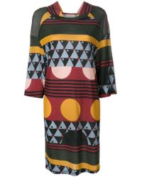 Henrik Vibskov - Turkish Print Dress - Lyst