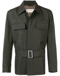 Marni - Military Jacket - Lyst
