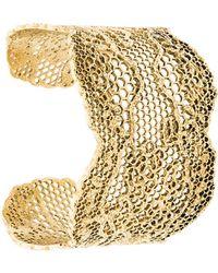 Aurelie Bidermann | Cuff Bracelet | Lyst