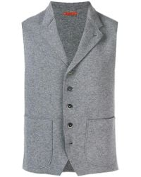 Barena - Classic Buttoned Waistcoat - Lyst
