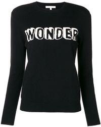 Chinti & Parker - Slogan Long-sleeve Sweater - Lyst