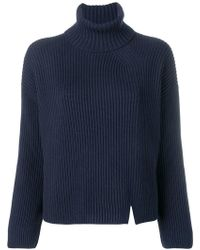 Loro Piana - Gerippter Pullover - Lyst