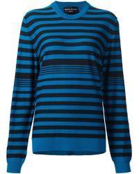 Sonia Rykiel - Striped Pullover - Lyst