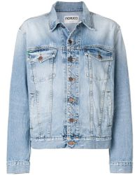 Fiorucci - The Nico Denim Jacket - Lyst