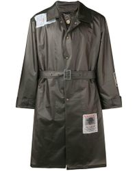 Martine Rose - Wanted Patches Raincoat - Lyst