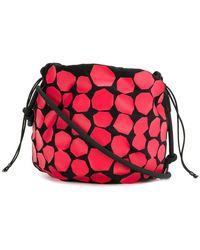 Pleats Please Issey Miyake - Printed Shoulder Bag - Lyst