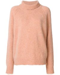Vanessa Bruno Athé - Roll-neck Jumper - Lyst