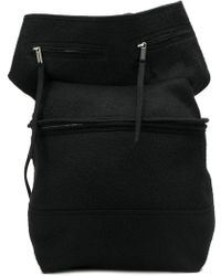 Rick Owens - Belted Wide Shaped Purse - Lyst