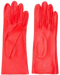 Manokhi - Fitted Gloves - Lyst