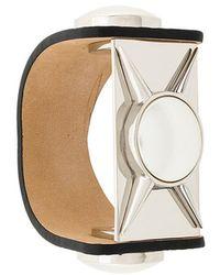 Balmain - Pearl Embellished Bracelet - Lyst