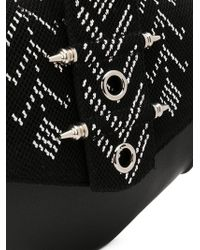 OKHTEIN - Stud Embellished Belt Bag - Lyst
