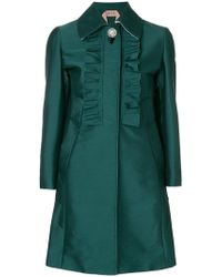 N°21 - N0135461 5259 Verde Natural (vegetable)->cotton - Lyst
