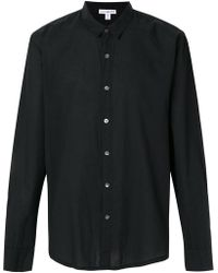 James Perse - Classic Shirt - Lyst