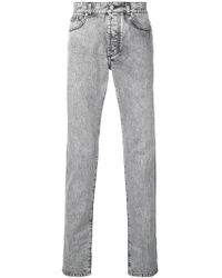 Givenchy - Acid Wash Jeans - Lyst