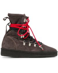 Represent - Lace-up Boots - Lyst