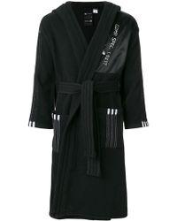 Alexander Wang | Long Length Fleece Robe Coat | Lyst