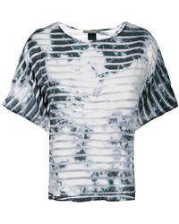 Suzusan | Transparent Border Printed T-shirt | Lyst
