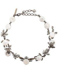 Oscar de la Renta - Critters Necklace - Lyst