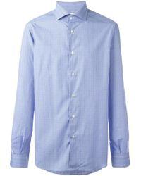 Fashion Clinic - Checked Shirt - Lyst
