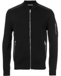 Neil Barrett - Lightweight Bomber Jacket - Lyst
